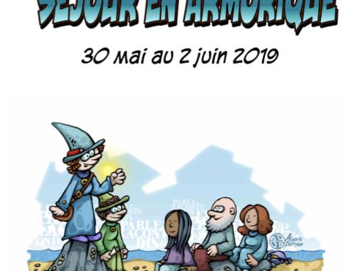Souvenirs, souvenirs : la Troupe en Armorique