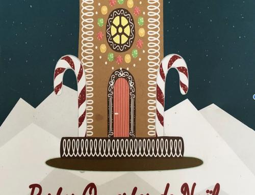 La maison du pain du d'épices ouvre ses portes pour Noël