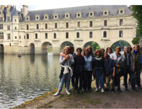 Souvenirs, souvenirs.. un week-end à Mareuil en 2017 !