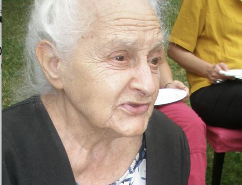 Les 90 ans de Suzy Platiel