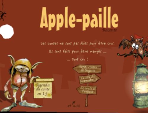 Apple-paille