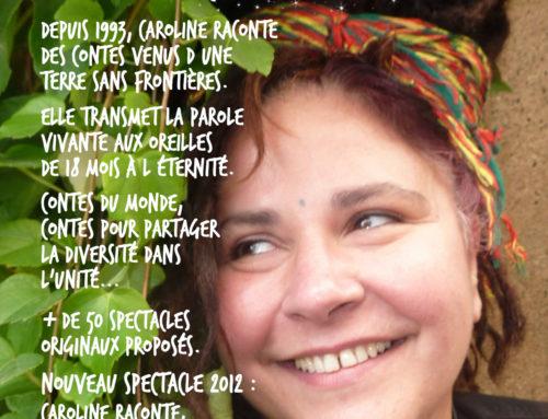Contes partagés :  par la conteuse Caroline Castelli