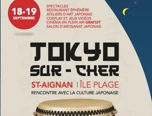 Tokyo sur-Cher, un événement très réussi !