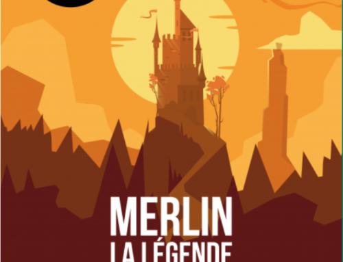 Merlin la légende : le spectacle de contes de Kévin Nappey