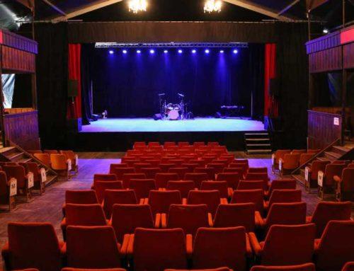 La salle de spectacle de Thoris Production